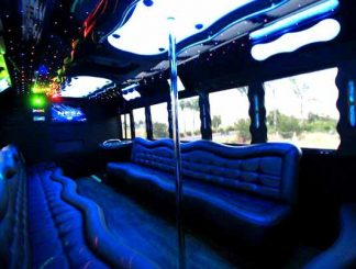 40 people party bus Orlando