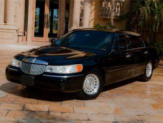 Lincoln Sedan Fresno Orlando