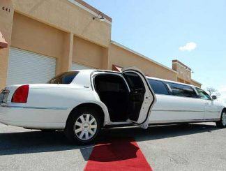 lincoln stretch limousine Orlando