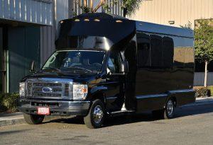 Orlando 25 Passenger Party Bus